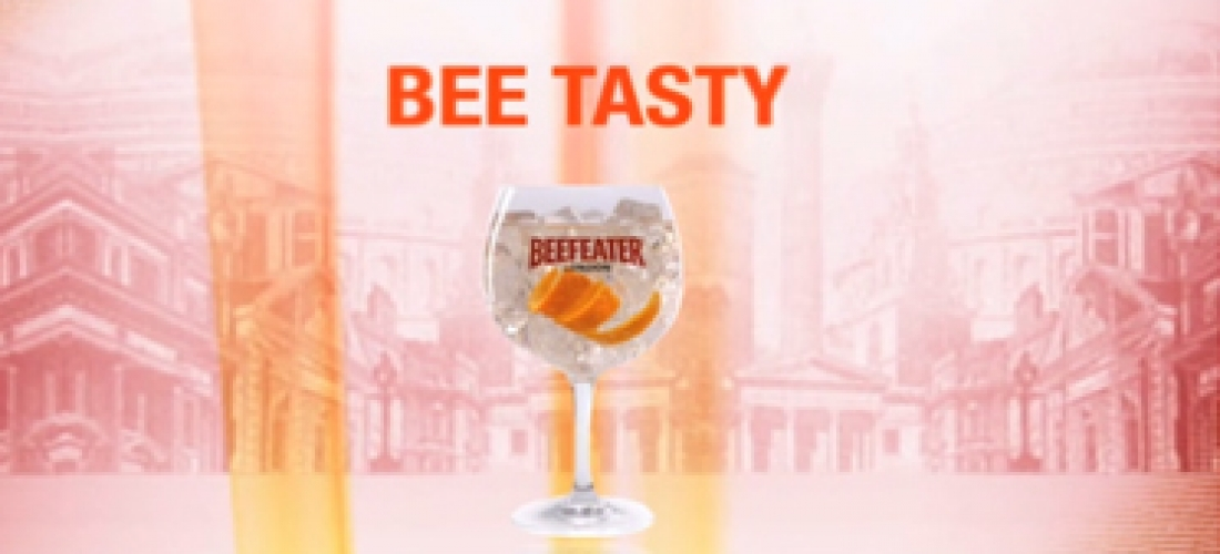 BE- TASTY by beefeater